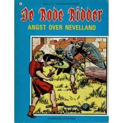 De Rode Ridder - 032 Angst over Nevelland - herdruk in zwart-wit