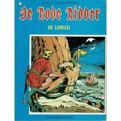 De Rode Ridder - 046 De Lorelei - herdruk in zwart-wit
