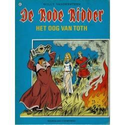 De Rode Ridder - 088 Het oog van Toth - herdruk in zwart-wit