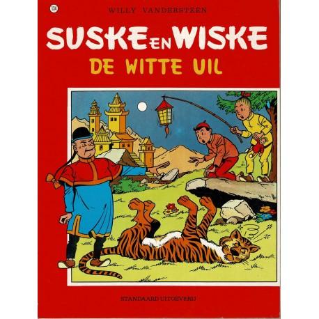 Suske en Wiske - 134 De Witte Uil