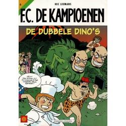 F.C. De Kampioenen - 006 De dubbele dino's - eerste druk