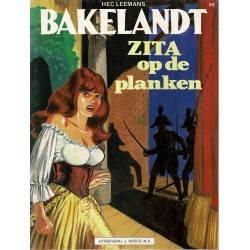 Bakelandt - 039 Zita op de planken - eerste druk
