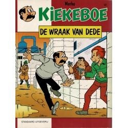 Kiekeboe - 052 De wraak van Dédé - eerste druk