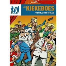 De Kiekeboes - 038 Prettige feestdagen - herdruk