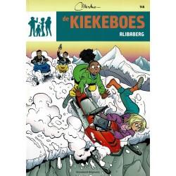 De Kiekeboes - 146 Alibaberg - eerste druk
