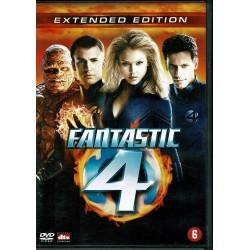 Fantastic Four - extended edition
