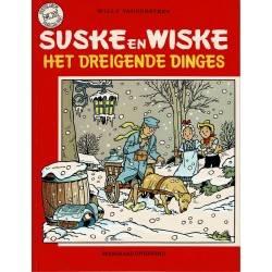 Suske en Wiske - 201 Het dreigende dinges - eerste druk