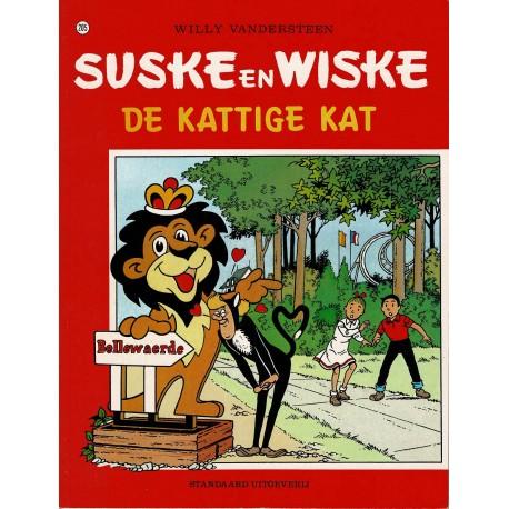 Suske en Wiske - 205 De Kattige Kat