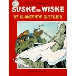 Suske en Wiske - 207 De glanzende gletsjer - eerste druk