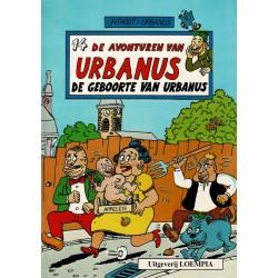 Urbanus - 014 De geboorte van Urbanus - eerste druk