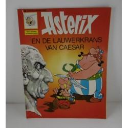 Asterix - 17 De lauwerkrans van Caesar - herdruk