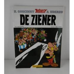 Asterix - 19 De ziener - herdruk