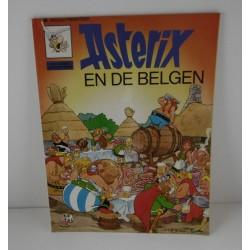Asterix - 24 Asterix en de Belgen - eerste druk