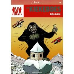 De Kiekeboes - 018 Bing Bong - herdruk