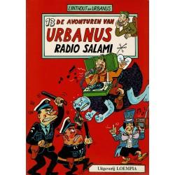 Urbanus - 013 Radio salami - eerste druk