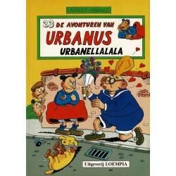 Urbanus - 023 Urbanellalala - eerste druk