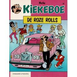 Kiekeboe - 053 De roze Rolls - eerste druk