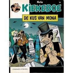 Kiekeboe - 059 De kus van Mona - eerste druk