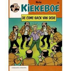 Kiekeboe - 065 De come-back van Dede - eerste druk
