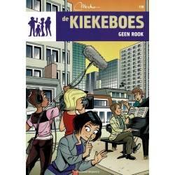 De Kiekeboes - 138 Geen rook - eerste druk