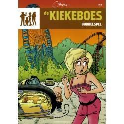 De Kiekeboes - 140 Bubbelspel - eerste druk
