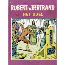Robert en Bertrand - 028 Het duel - eerste druk