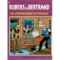 Robert en Bertrand - 030 De verdwenen fotografe - eerste druk