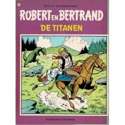 Robert en Bertrand - 038 De Titanen - eerste druk