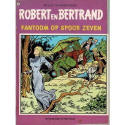 Robert en Bertrand - 039 Fantoom op spoor zeven - eerste druk