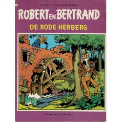 Robert en Bertrand - 005 De rode herberg - herdruk