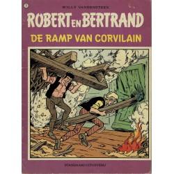 Robert en Bertrand - 021 De ramp van Corvilain - herdruk
