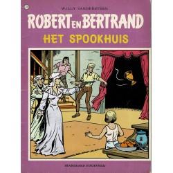 Robert en Bertrand - 023 Het spookhuis - eerste druk