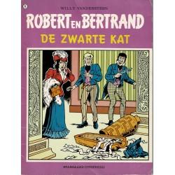 Robert en Bertrand - 026 De zwarte kat - eerste druk