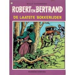 Robert en Bertrand - 027 De laatste bokkerijder - eerste druk