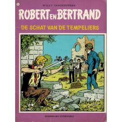 Robert en Bertrand - 031 De schat van de tempeliers - eerste druk
