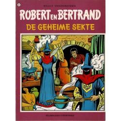 Robert en Bertrand - 033 De geheime sekte - eerste druk