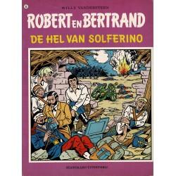 Robert en Bertrand - 035 De hel van Solferino - eerste druk