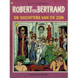 Robert en Bertrand - 041 De dochters van de zon - eerste druk