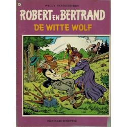 Robert en Bertrand - 044 De witte wolf - eerste druk