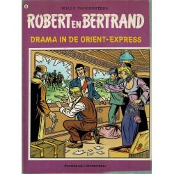 Robert en Bertrand - 045 Drama in de Orient-Express - eerste druk