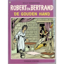 Robert en Bertrand - 049 De gouden hand - eerste druk