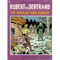 Robert en Bertrand - 050 De wraak van Zabor - eerste druk