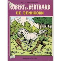 Robert en Bertrand - 052 De eenhoorn - eerste druk