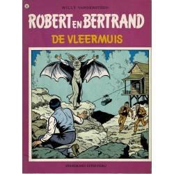 Robert en Bertrand - 066 De vleermuis - eerste druk