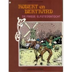 Robert en Bertrand - 072 De Friese Elfstedentocht - eerste druk