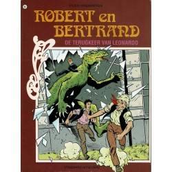Robert en Bertrand - 089 De terugkeer van Leonardo - eerste druk