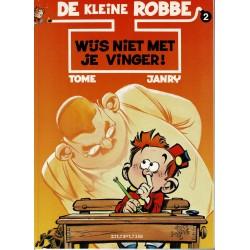 De kleine Robbe - 02 Wijs niet met je vinger! - herdruk