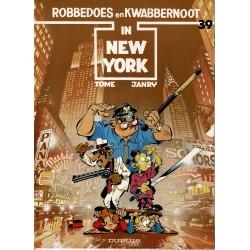 Robbedoes en Kwabbernoot - 39 Robbedoes in New York - herdruk