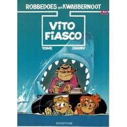 Robbedoes en Kwabbernoot - 43 Vito Fiasco - herdruk