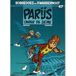 Robbedoes en Kwabbernoot - 47 Parijs onder de Seine - eerste druk